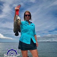 Fishing Apalachicola Bay with Book Me A Charter June 2018