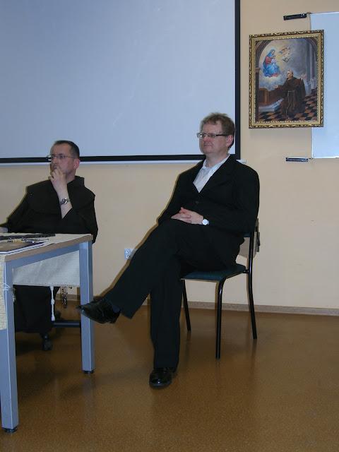 Spotkanie z autorem książek o św. Janie z Dukli i św. Janie Pawle II – Jadwigą Nowak - P6120079.JPG