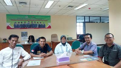 Bangun Sinergitas dan Sosialisasi Program Kerja, Dewan Kota Jak-Sel Gelar Silaturahmi
