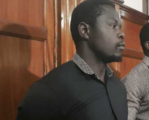 Wanyama and Olabo Sentenced. PHOTO | RMS