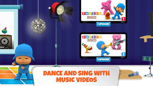Pocoyo House: best videos and apps for kids screenshots 11