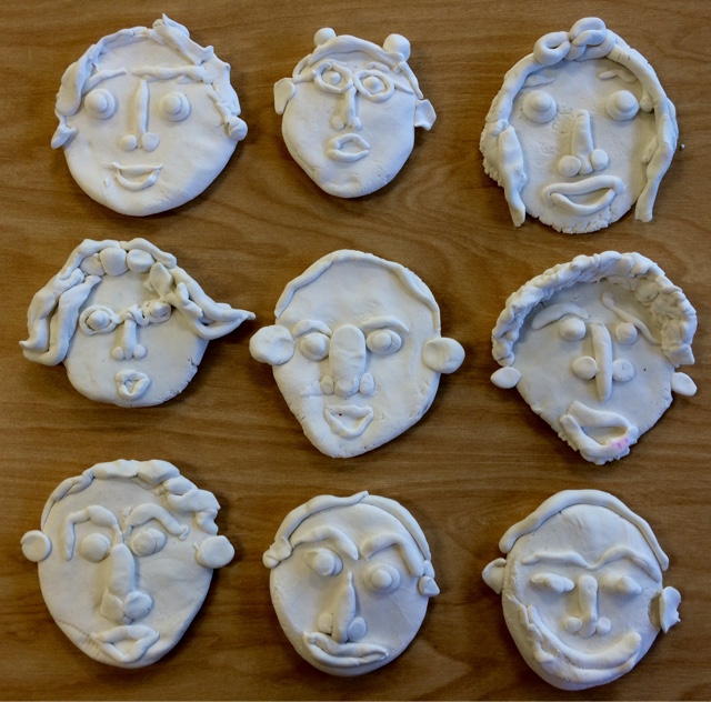 Art with Mr. Giannetto: 2nd Grade: Clay Day!