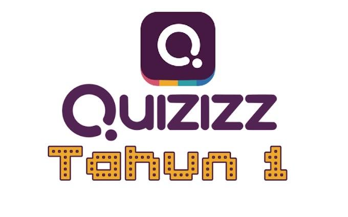 Soalan Quizizz Bahasa Melayu Tahun 1 Versi 1