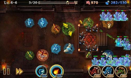 Lair Defense screenshot 4