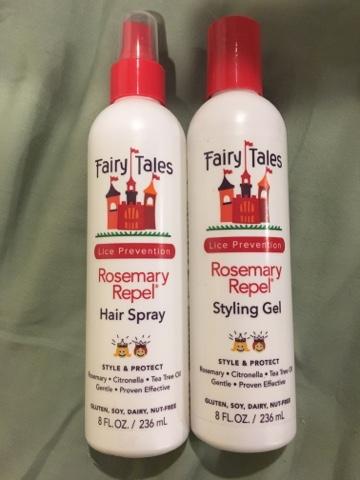 Mamabreak Fairy Tales Rosemary Repel Line