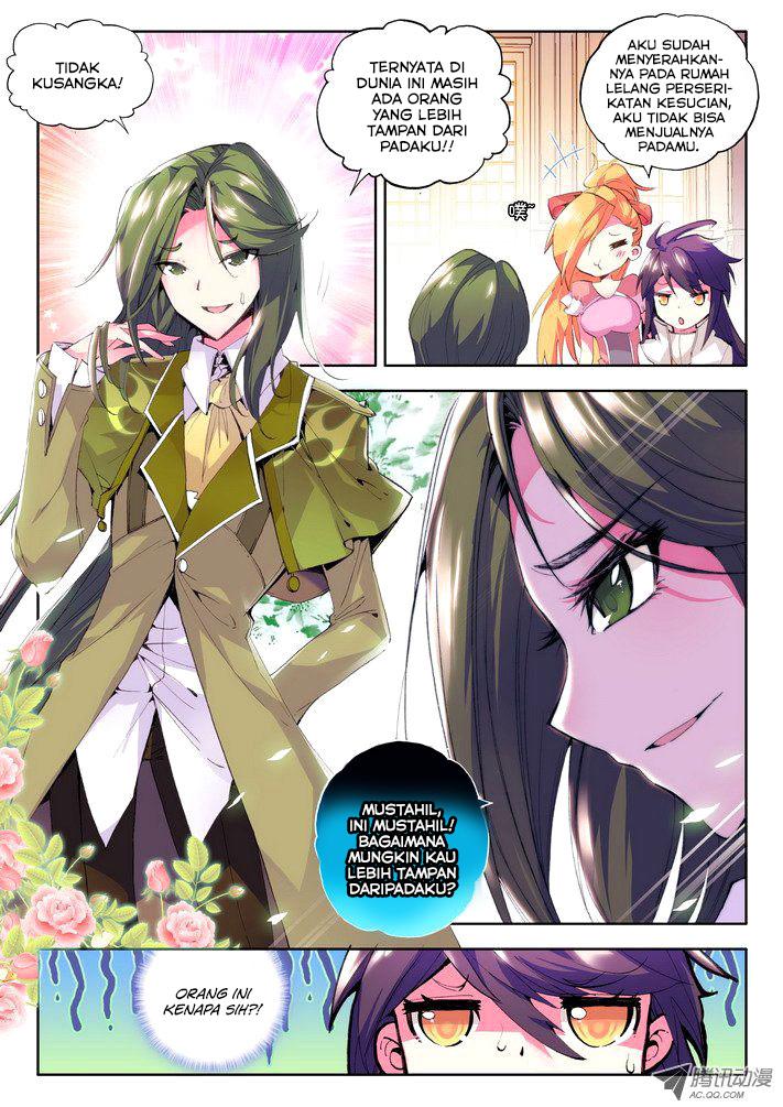 Baca Manga Shen Yin Wang Zuo Chapter 53 Komik Station