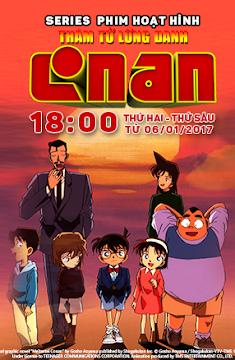 Thám Tử Lừng Danh Conan (HTV3)