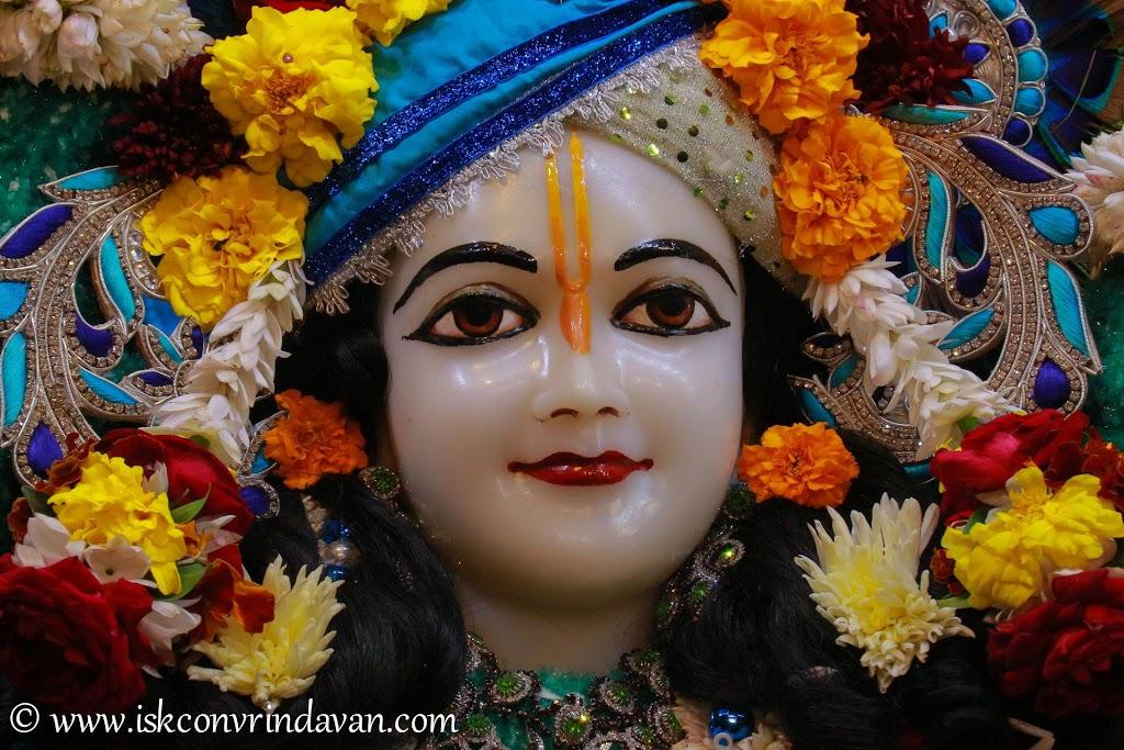 ISKCON Vrindavan Deity Darshan 10 Jan 2017 (20)