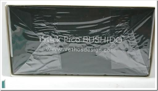 DSC 0336 thumb%25255B2%25255D - 【MOD】「Eleaf iStick Pico BUSHIDO 初回限定盤 武士道モデル」レビュー【Pico+プレミアム高級感!!】