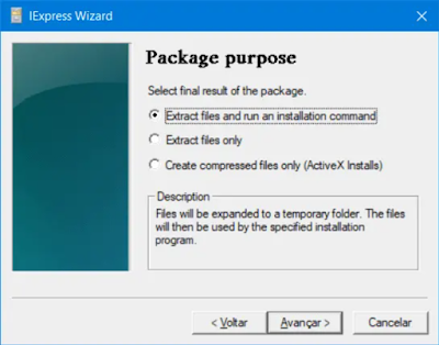Tutorial de como converter arquivos BAT em EXE no Windows 10