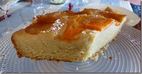 Apricot upside down cake7