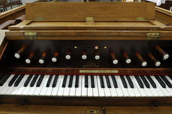 Restaurado el órgano de la Iglesia del Santo Cristo del Olivar'