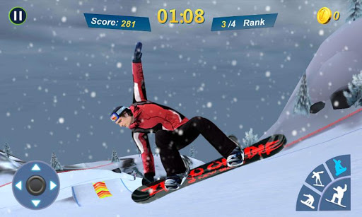 Snowboard Master 3D  screenshots 4