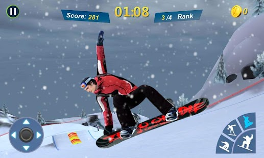 Snowboard Master 3D Screenshot