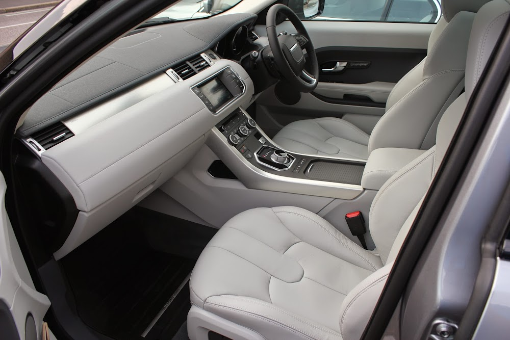 Leather Seats Light Or Dark Range Rover Evoque Forums Page 1