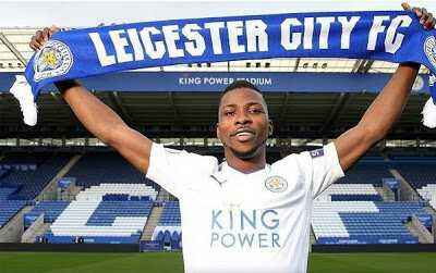 Leicester complete signing of Kelechi Iheanacho from Man City