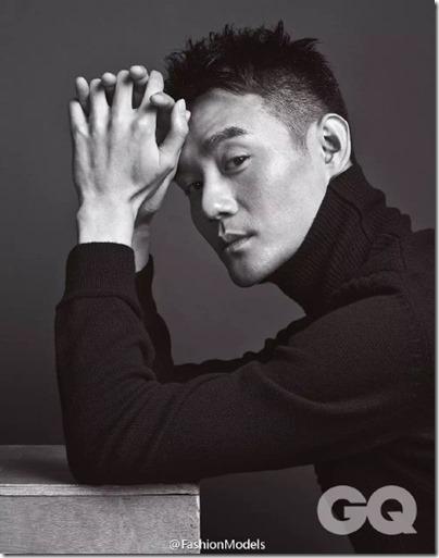 Wang Kai X GQ 王凱 X 瑯琊榜 2015 Dec Issue 02