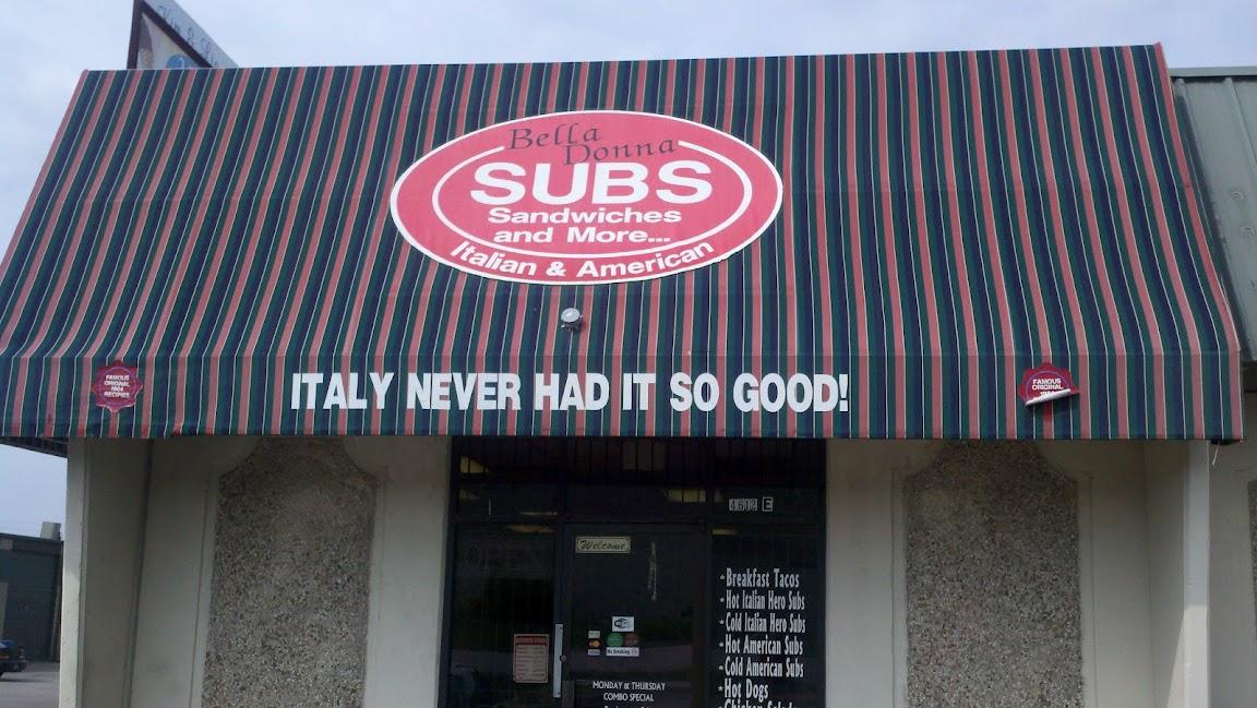 Italian Deli Austin | Bella Donna Subs at 4612 Burleson Rd, E, Austin, TX