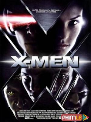 Phim Dị Nhân 1 - X Men 1 (2000)