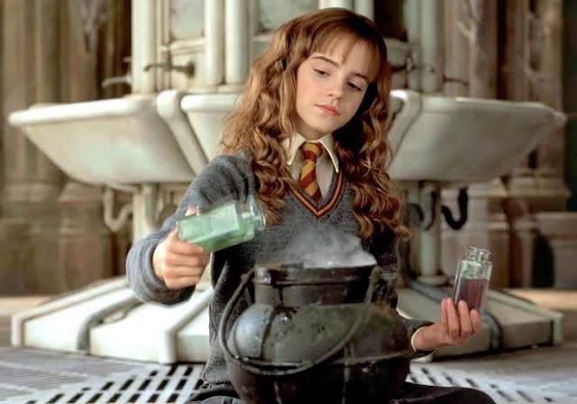 Biografia Hermione Granger