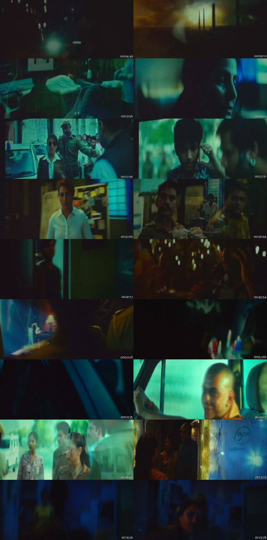 Screen Shot Of Mardaani 2 2019 300MB Pdvd Full Hindi Movie Watch Online Free Download