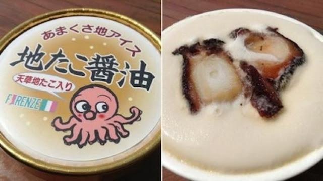 Mungkin Rasa vanilla ialah rasa Eskrim terpopuler 10 rasa es krim paling asing Yang Mungkin Harus Kamu Coba