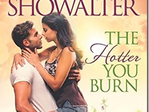 Review: The Hotter You Burn (The Original Heartbreakers #2) by Gena Showalter