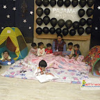 Pyjama Party for Nursery Evening Section at Witty World, Chikoowadi (2017-18)