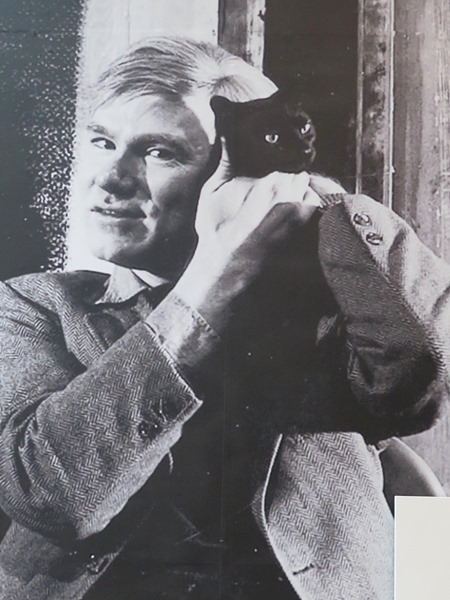 andy warhol_cat 1