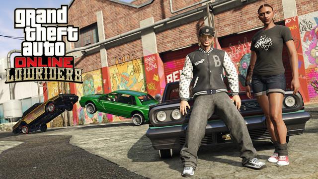 GTA Online - Atualização de Lowriders
