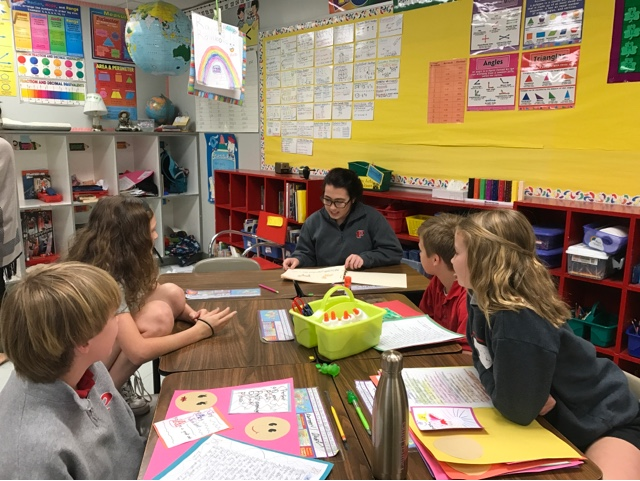 Fpd 4th Grade News And Notes March 2017