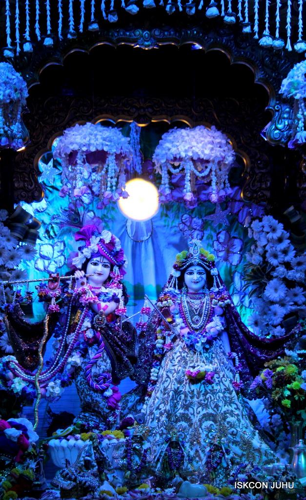 Sharad Purnima Deity Darshan on 16th Oct 2016 (3)