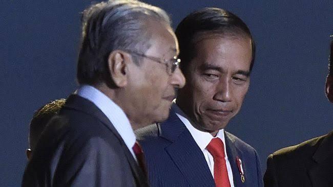 Mahathir Mundur Merugikan Indonesia