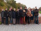 """2013 Ceremonie """"Gathering of the soil"""" 11 november"""