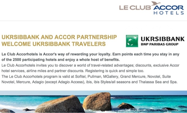 The Passport Physician: Free Accor Le Club Platinum Status