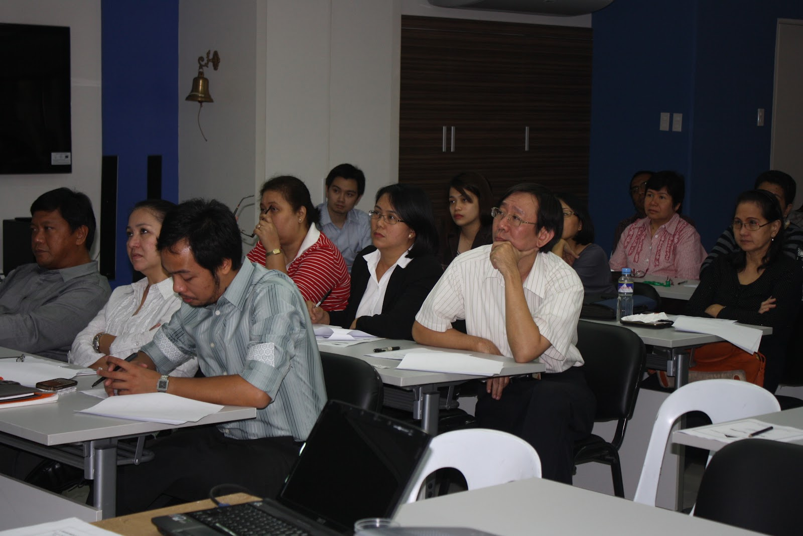 Financial Literacy Seminar: The Risks of Investing - March 11, 2011 (Training Room, ACI-MART Office)