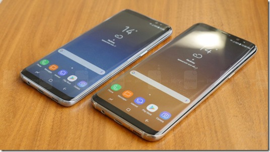Pre-order Samsung Galaxy S8 dan Galaxy S8 Plus Dibuka di Indonesia
