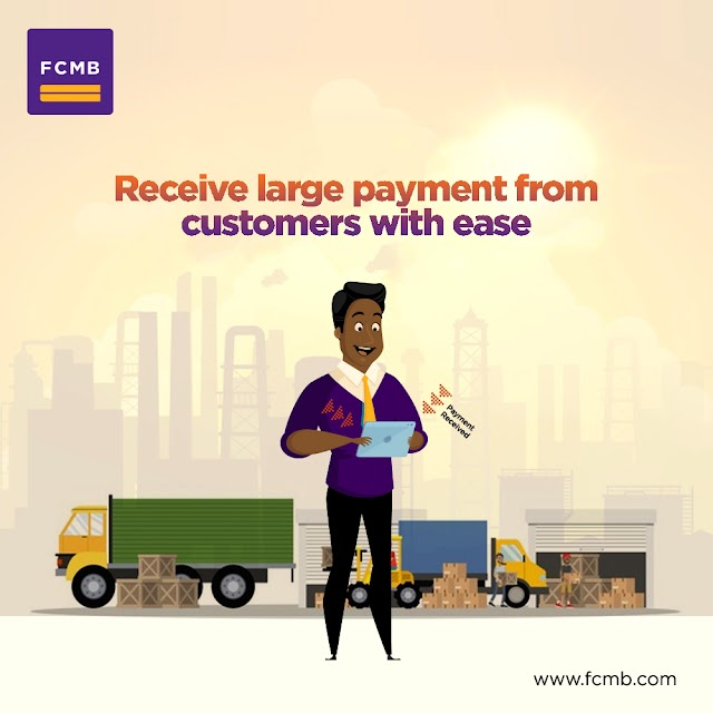 FCMB Eases Transaction Charges, Introduces E-bills Payments ~Omonaijablog
