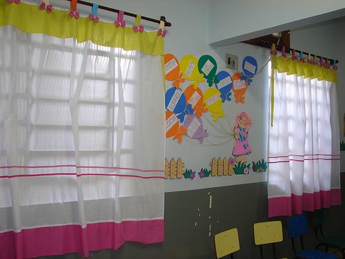 Aula de preescolar decorada - Imagui