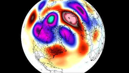 Φθινόπωρο 2021 : Πως θα επηρεάσει η ψυχρή φάση La Niña τον καιρό στο Βόρειο Ημισφαίριο