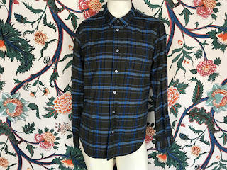 Marc by Marc Jacobs Flannel Shirt