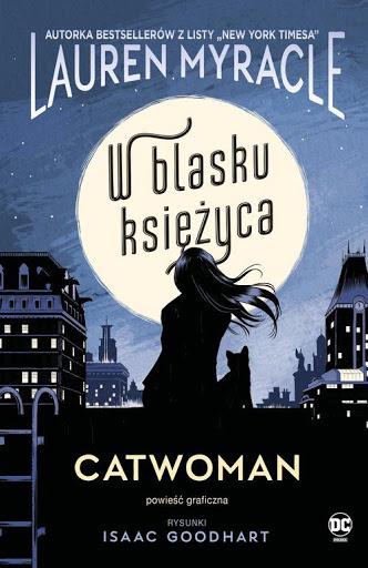 Catwoman W blasku Księżyca okładka