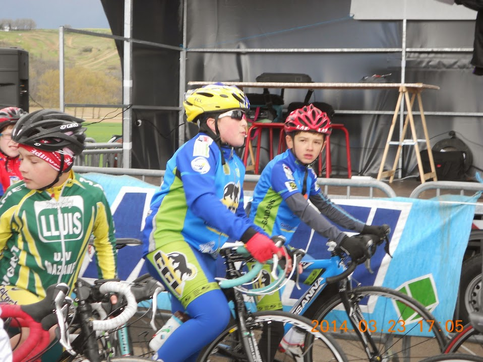 24 LEDESMA Jérémy ST GO CYCLISME COMMINGES