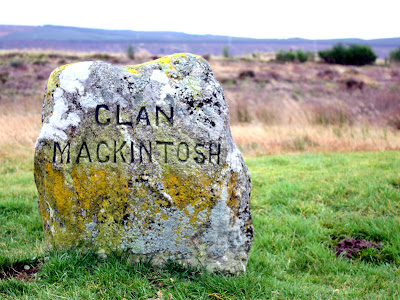 Culloden in Scotland