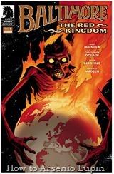 Actualización 05/04/2016: Gracias a un tradumaquetador anónimo tenemos el numero uno de la nueva aventura de Baltimore: El Reino Rojo.