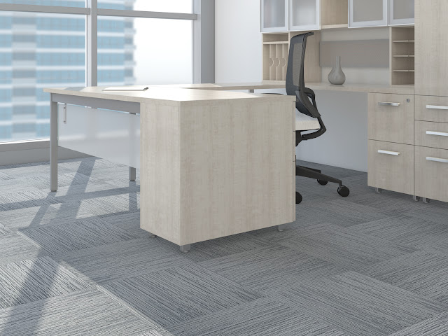 Mayline e5 Modular Office Furniture
