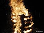 Krásně hořel :-)