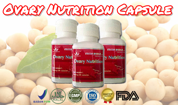 Ovary Nutrition Capsule Green World