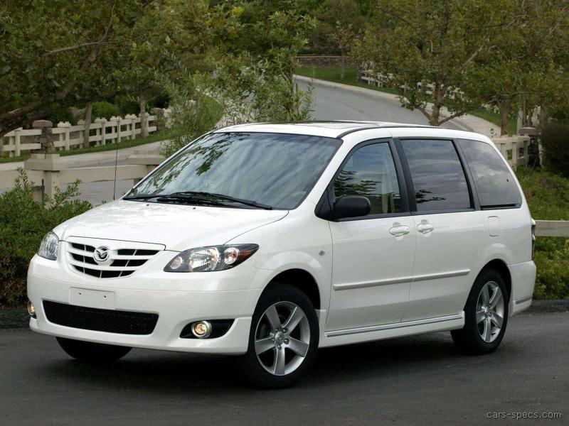 2001 mazda mpv minivan specifications pictures prices. Black Bedroom Furniture Sets. Home Design Ideas