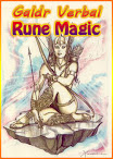 Galdr Verbal Rune Magic